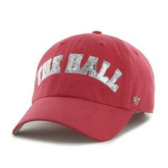 '47 Brand Women's Pro Football Hall of Fame Natalie Sparkle Hat Front. Click to order! - $21.99