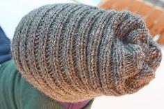 Dronning Maud: Verdens enkleste strikkelue!