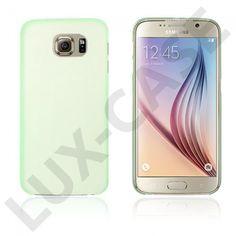 Sund Samsung Galaxy S6 Suojakuori - Vihreä