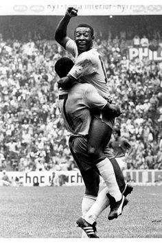 Pelé. Final de la Copa Mundial de Fútbol México 1970: Brasil - Italia 4:1 es.fifa.com