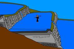 Ancient China- Build a Rice Paddy, interactive and printable.