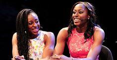 Nneka and Chiney Ogwumike