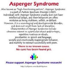 aspergers photo: Aspie Facts aspiefacts.jpg