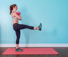 Lower Body Muscle Blast Workout || lushiousLIFTS.com