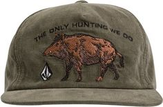the only hunting we do. http://www.swell.com/New-Arrivals-Mens/VOLCOM-HUNTER-HAT?cs=GN