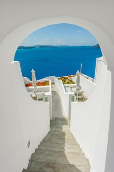 View to Blue, Oia, Santorini