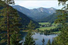 Erlaufsee, Steiermark, Austria