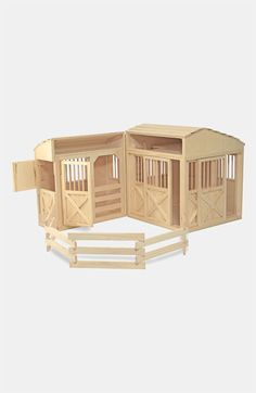 Melissa & Doug Folding Horse Stable available at Nordstrom