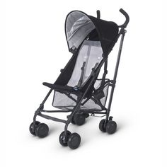 The ultra-portable UPPAbaby G-LiTE Stroller makes it easy to take your little one on the go. At only 11 lbs., the G-LiTE is super light and easy to maneuver in crowded areas.