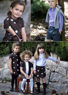 Ñaco moda infantil. Ropa para niños Otoño Invierno 2010 - Moda infantil - Compras - Charhadas.com