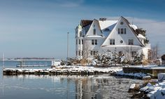New England Style Homes - Barbara Cleary