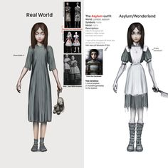 Asylum Dress Dark Alice In Wonderland, Alice In Wonderland Drawings, Adventures In Wonderland, Alice Liddell, Dark Evil, Shadow Of The Colossus, Alice Madness Returns, Red Candles, Casual Cosplay