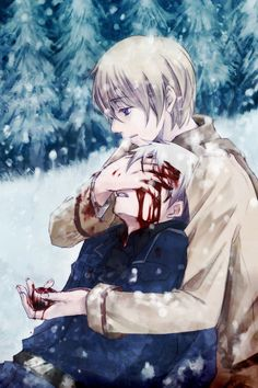 prussia? and russia  #hetalia #aph