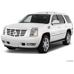 2011 Cadillac Escalade Hybrid Pictures: Angular Front | U.S. News Best Cars found on Polyvore