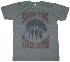 Back To The Future - Saves The Day Vêtements sur AllPosters.