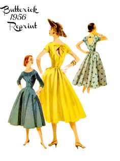 1950's Fashion Design by Christine Knight on Etsy This is the first treasury I have created. Enjoy.