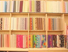 Diary of a Quilter - a quilt blog: Field Trip Friday: Purl Soho