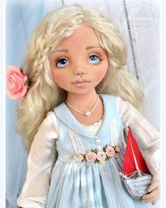 #аукцион #ярмаркамастеров #кукла