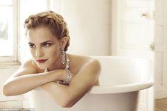 Emma Watson, Vogue 2008 #Emma Watson