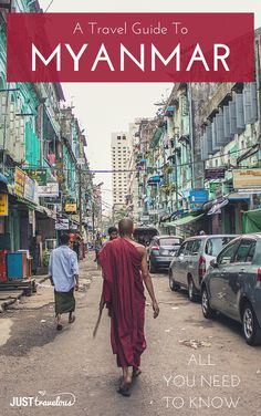 Travelling to Myanmar (Burma) – All you need to know when you're planning a trip to Myanmar. Infos about money, visa, where to stay and where to go.