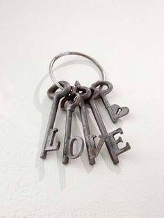 Keys & Locks: Love #Keys.