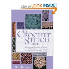 Must Have! Crochet Stitch Bible