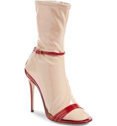 Main Image - Gucci Ilse Sock Sandal (Women)