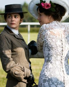 """Audrey Tautou as Gabrielle """"Coco"""" Chanel in Coco Avant Chanel (2009) by Anne Fontaine. and Catherine Leterrier"""