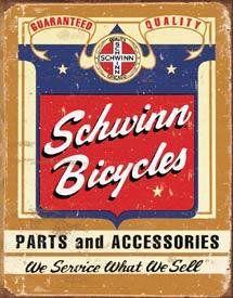 Schwinn bicycle pre-war motor-bike vintage antique old ...