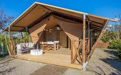 Zelt-Lodge – Serengeti-Park
