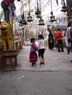 #magiaswiat #podróż #zwiedzanie # dardżyling #blog #azja #katedra #indie #pałac #ogrody #zabytki #swiatynia #stupa #kolejka #pociag #mahakala #tigerhill #wschod #słońce #yigachoeling #monastery #miasto #drukthuptensangag # cholingmonastery #himalaje Indie, Street View, Blog, Blogging