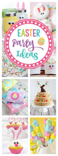 25 Easter Ideas