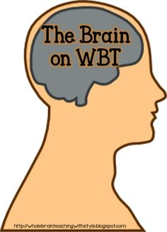 Blog: Whole brain Teaching with Style