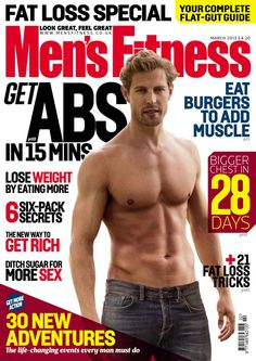 3a21cc2842c FREE Subscription to Men s Fitness Magazine