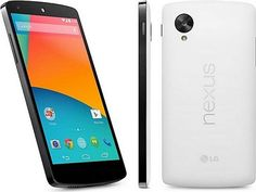 LG Nexus 5 D821 16GB Unlocked Smartphone (White) - For Sale Check more at http://shipperscentral.com/wp/product/lg-nexus-5-d821-16gb-unlocked-smartphone-white-for-sale/
