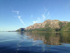 Utenfor Langsanden i Sandvik Mountains, Nature, Travel, Naturaleza, Viajes, Destinations, Traveling, Trips, Nature Illustration