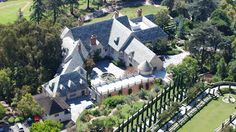 Mansions & More - Luxury Homes of The 1%: Floor Plans to Greystone Mansion!