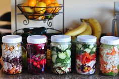 We always seem to have a jar or two of these fermenting on the counter. Seriously good!     The Whole Life Nutrition Kitchen: How to Make Lacto-Fermented Vegetables without Whey (plus video)