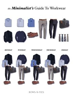 Minimalists Style Guide: Work