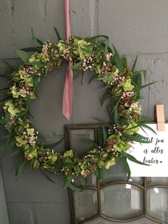 Floral Wreath, Wreaths, Website, Christmas, Home Decor, Xmas, Floral Crown, Decoration Home, Door Wreaths