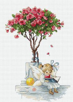 B1115 Розы (Luca-S)