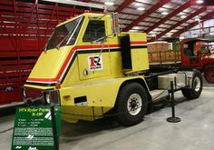 In eastern Iowa with time to kill? Richard Fleener of LegendaryCollectorCars.com recently was and decided to spend that time in the Iowa 80 Trucking Museum.