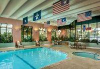 Houston Marriott Westchase Hotel with Indoor Pool