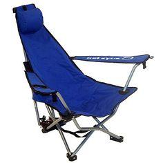 Folding Reclining Beach Chair - Home Furniture Design Home Furniture, Furniture Design, Outdoor Furniture, Folding Beach Chair, Outdoor Chairs, Outdoor Decor, Beach Chairs, Recliner, Home Decor