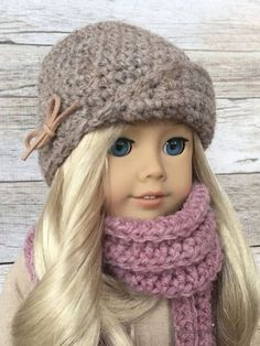 Easy Crochet Doll Hat Patterns : 25+ best ideas about American girl doll prices on ...