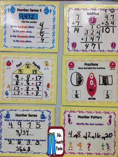 Calendar   Math Madness