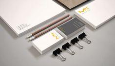 MN Arquitetura | Identidade Visual - FAAZ Comunicação Agência de Publicidade