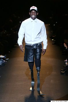 The Fashion Industry Is Becoming More Inclusive Of People With Disabilities And NYFW Is Proof.  Here's another example.