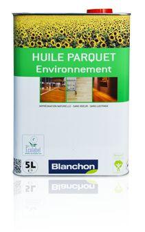 Huile Parquet Environnement - Huiles & Cires parquets et boiseries | Blanchon Dispo sur www.boutique.parquet-deco-var.com ;)
