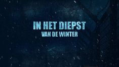 De Heer is mijn leven 'In het diepst van de winter' hele film (nederland... Like Me